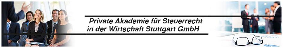 PASW – Private Akademie für Steuerrecht in der Wirtschaft Stuttgart